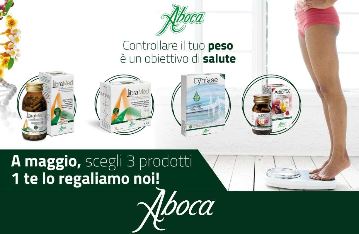 Promozione Aboca !