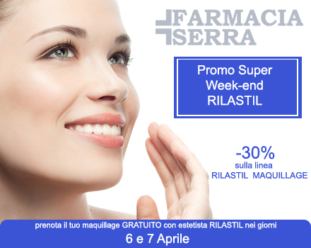➡️ Promo Super Week-end RILASTIL ⬅️