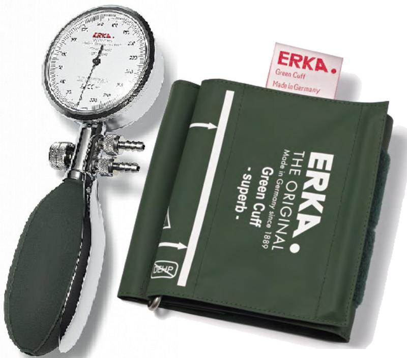 Sfigmomanometro-ERKA-Perfect-Aneroid-56-mm-bracciale-d-ring